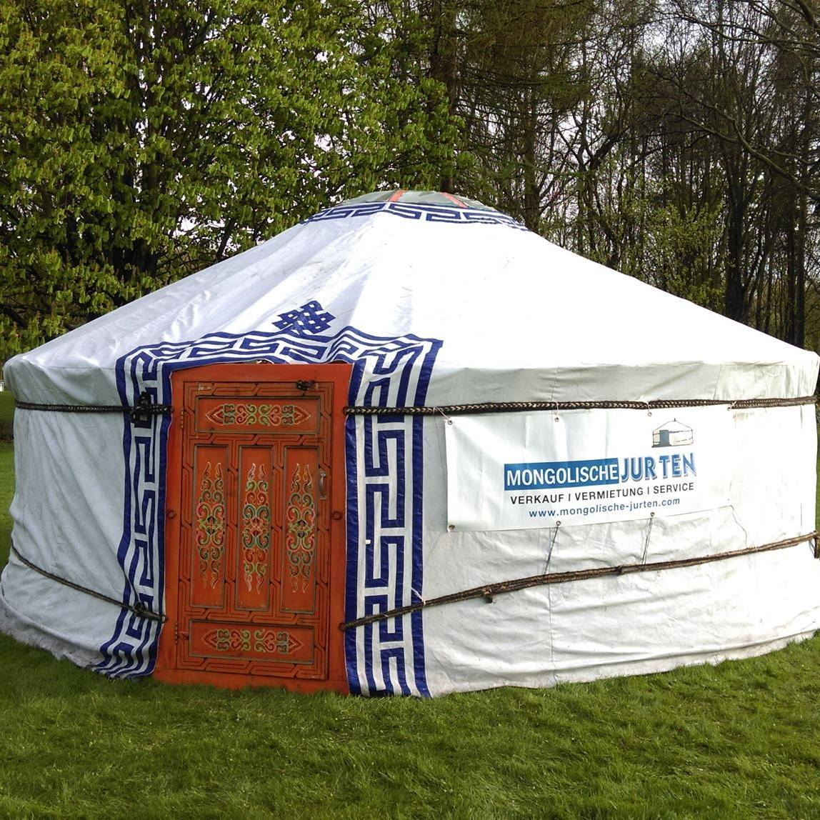 Mongolian yurt for rent and sale
